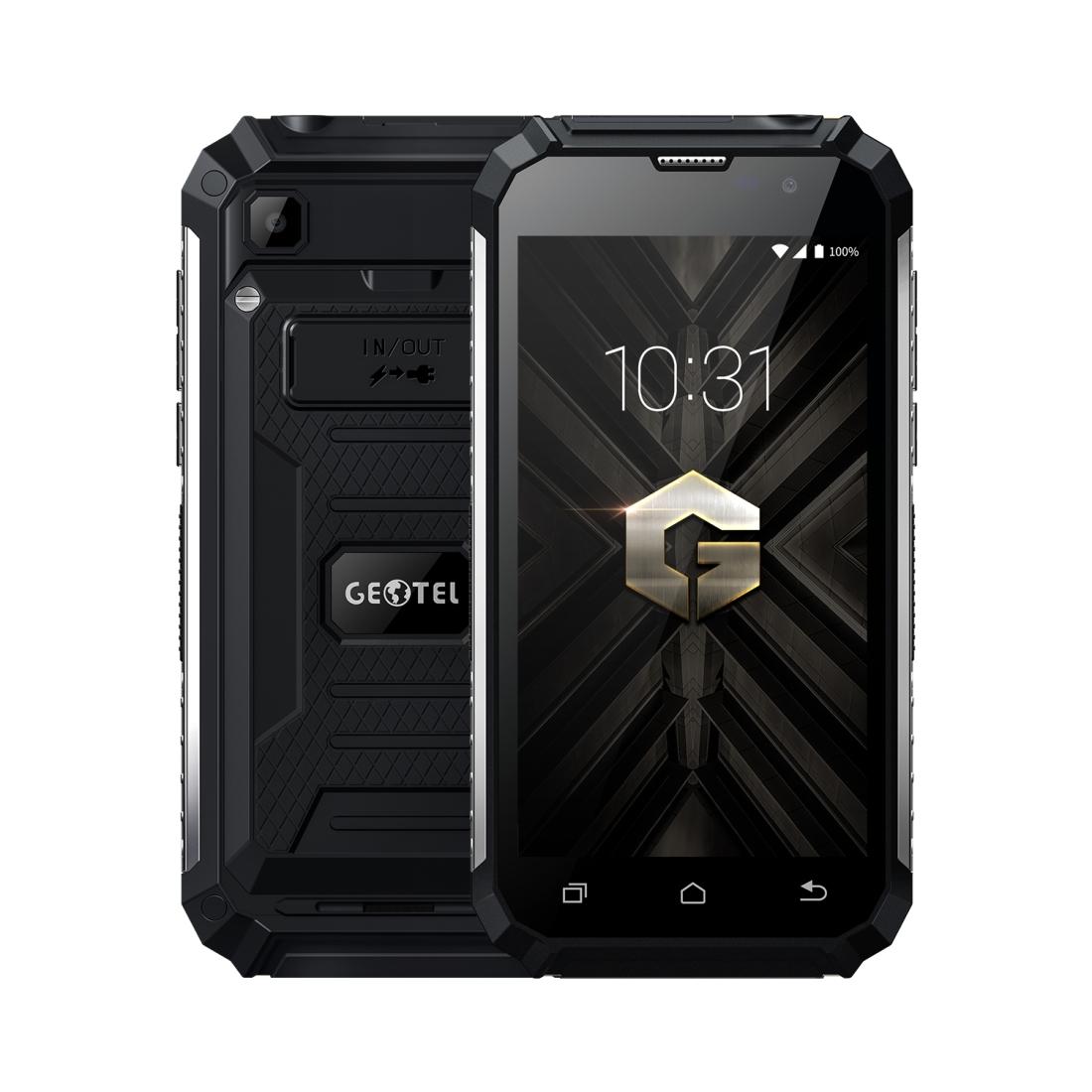 Geotel Geotel G1 CZ/SK, 2GB+16GB, černá