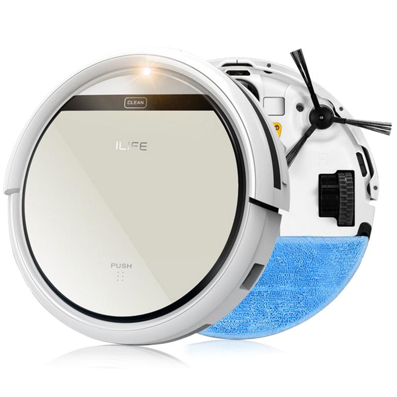 iLIFE® LIFE V3S Pro, robotický vysavač, bílá