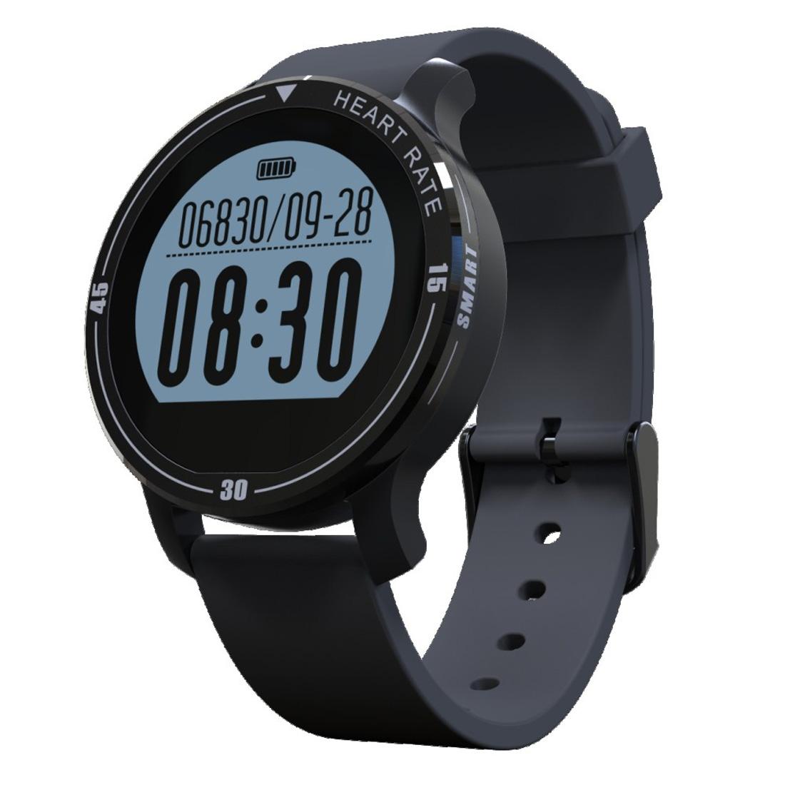 Xiaomi Xiaomi - S200 Aerobic Fitness Sport Inteligentní hodinky pro iOS / Android, IP67 Vodotěsné, Pedometr, Dotyková obrazovka, Denní kroky, Připomenutí volání, Sedavé připomenutí, Monitor spánku, černá