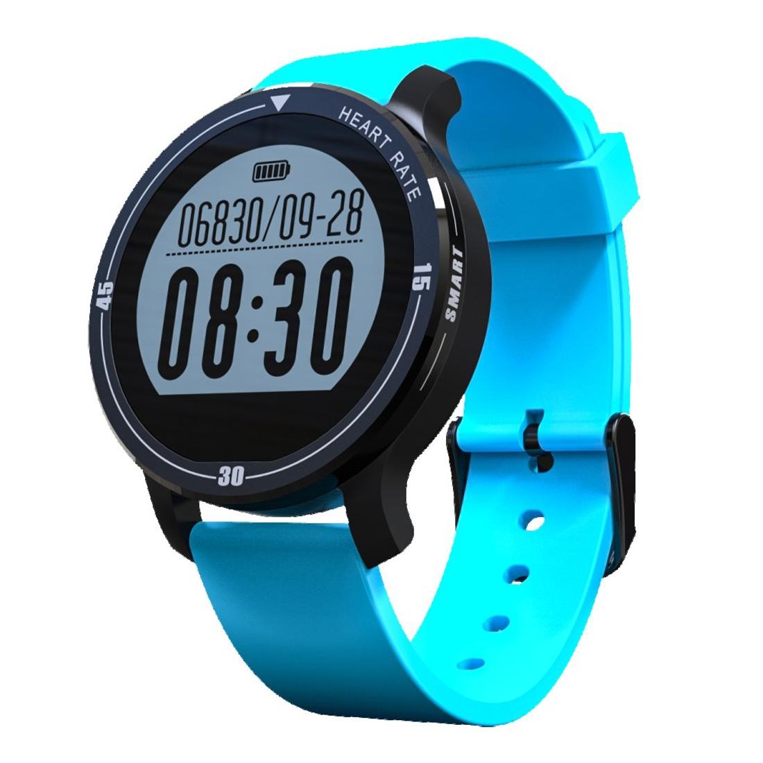 Xiaomi Xiaomi - S200 Aerobic Fitness Sport Inteligentní hodinky pro iOS / Android, IP67 Vodotěsné, Pedometr, Dotyková obrazovka, Denní kroky, Připomenutí volání, Sedavé připomenutí, Monitor spánku, modrá