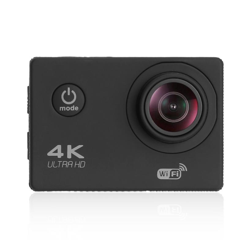 SG SJ5000 WIFI, 16MPx, 4K sportovní kamera, senzor Sony 179, černá