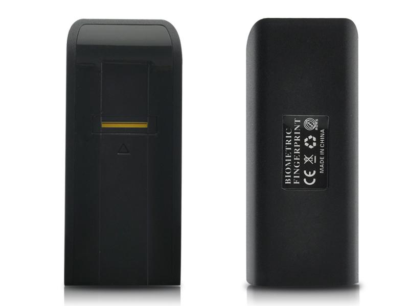Generic Generic - Čtečka otisků prstů USB 2.0 BSP zámek pro PC, tablet, notebook, černá