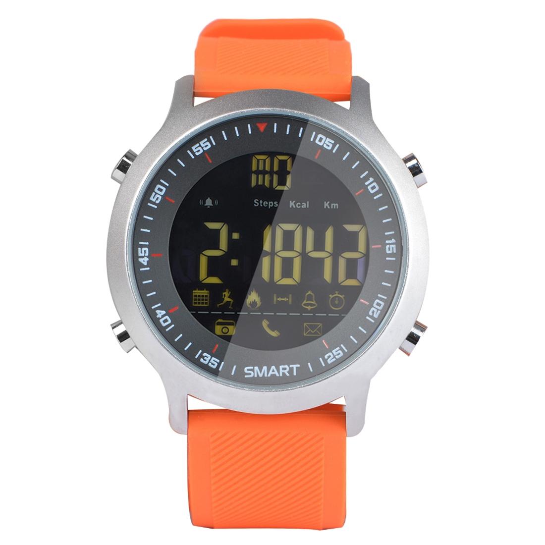 Xiaomi Xiaomi - EX18C Inteligentní sportovní hodinky FSTN obrazovka s plným náhledem, oranžová