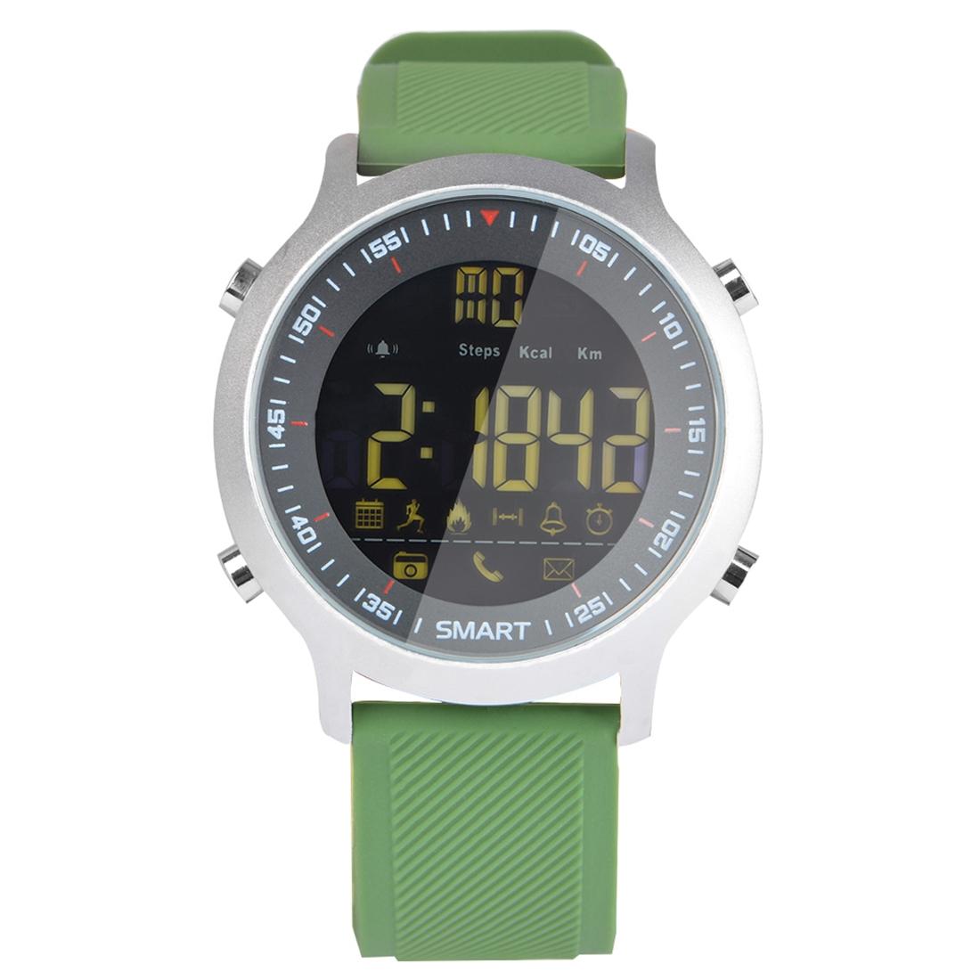 Xiaomi - EX18C Inteligentní sportovní hodinky FSTN obrazovka s plným náhledem, zelená