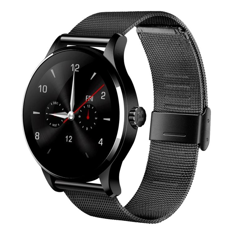 Vitmood Smart Watch K88H nerez. ocel černá
