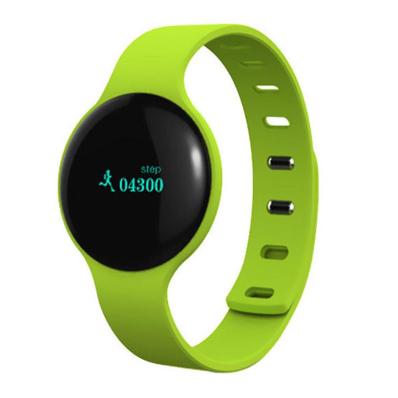 H8 Inteligentní náramek Bluetooth 4.0 LED displej, zelená