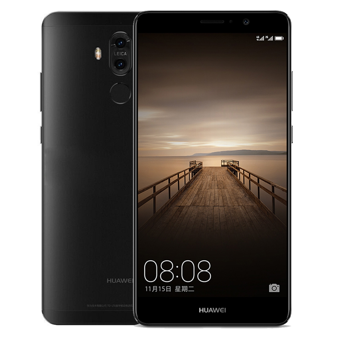 Huawei Mate 9, 4GB+64GB, plus smart hod. U80, BLACK