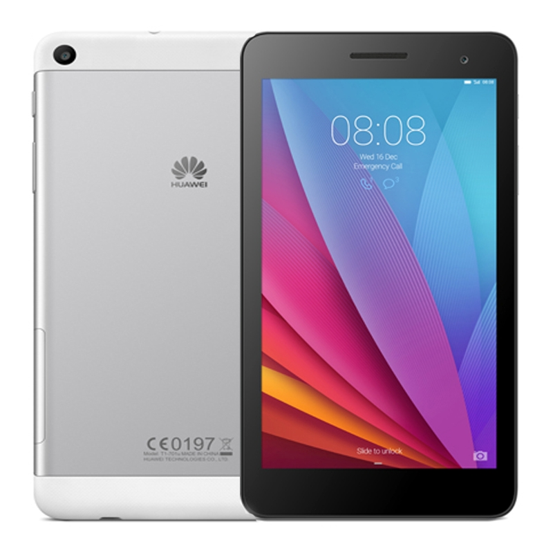 Huawei MediaPad T1 / T1-701u CZ, 1GB+16GB, stříbrná