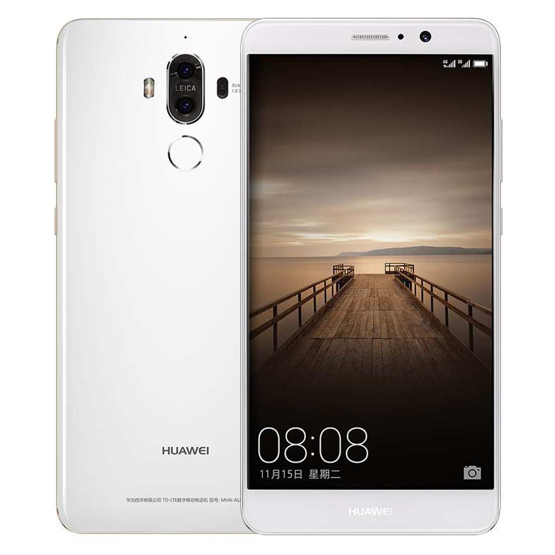 Huawei Huawei Mate 9, 4GB+64GB, WHITE
