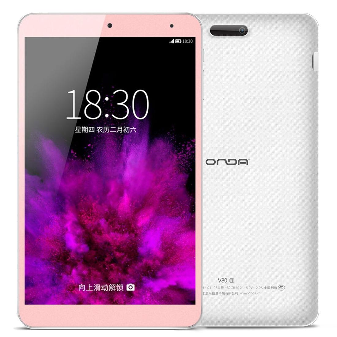 Onda ONDA V80 SE CZ, 2GB+32GB, pink