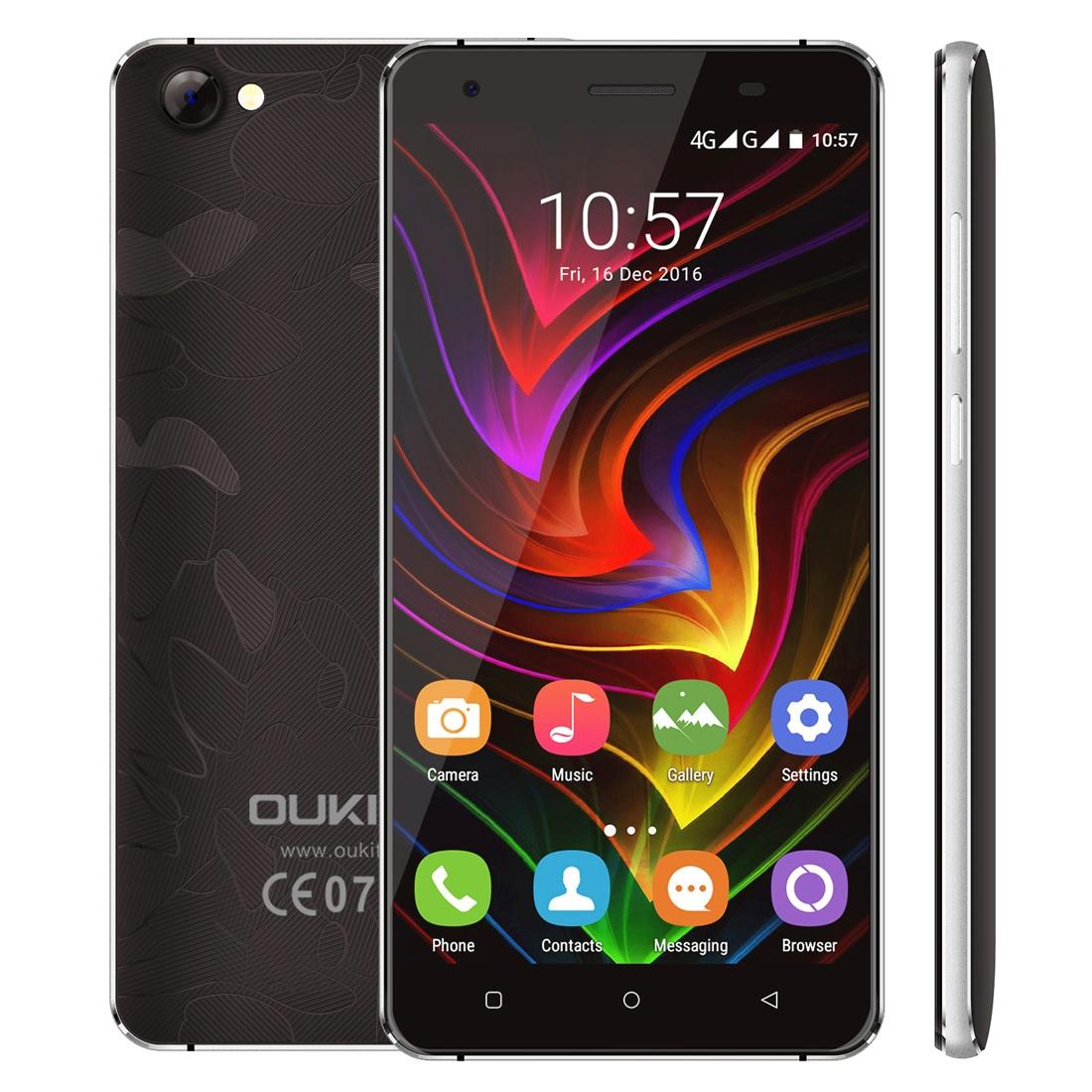 Oukitel OUKITEL C5 Pro CZ/SK, 2GB+16GB, černá
