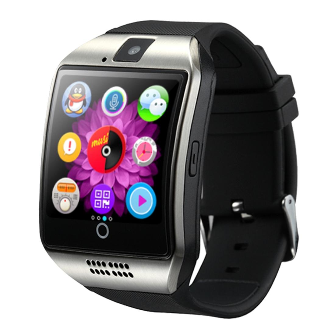 Smartwild Smartwild Smart Watch Q18 CZ, KOMPLETNĚ V ČEŠTINĚ,SIM,stříbrná