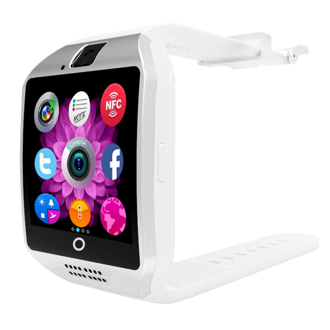 Smartwild Smartwild Smart Watch Q18, KOMPLETNĚ V ČEŠTINĚ, SIM, bílá