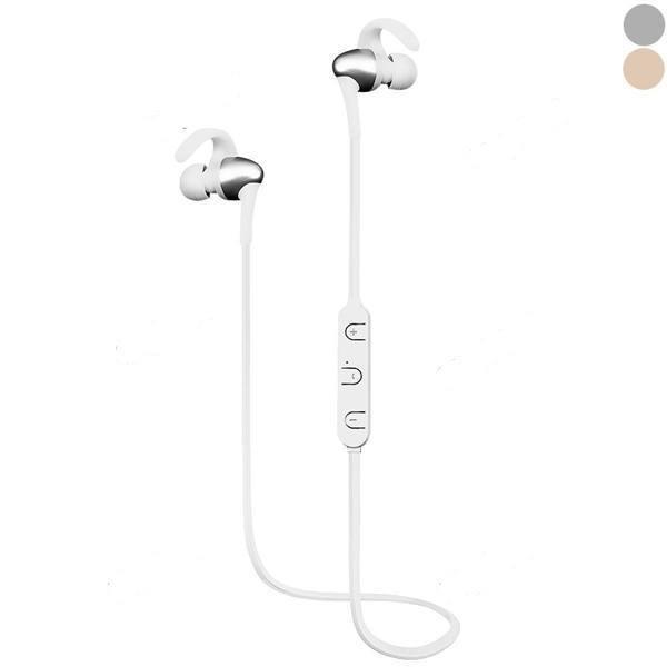 LYEJ LYEJ K08 Bluetooth 4.1 sportovní bezdrátová sluchátka s mikrofonem,zlatá