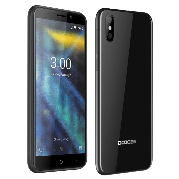 Doogee DOOGEE X50, 1GB+8GB, černá