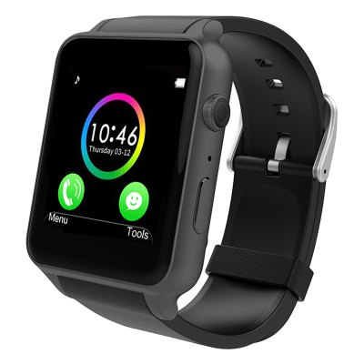 Smartings Smart watch GT88+, IP57, černá