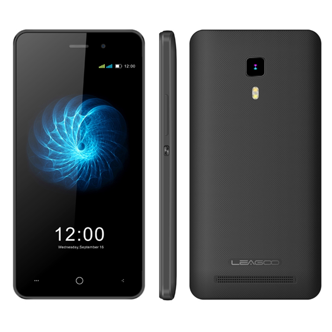 LEAGOO Z3C, Android 6.0, 8GB, černá