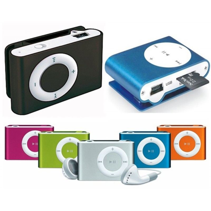 Generic mini MP3 přehrávač