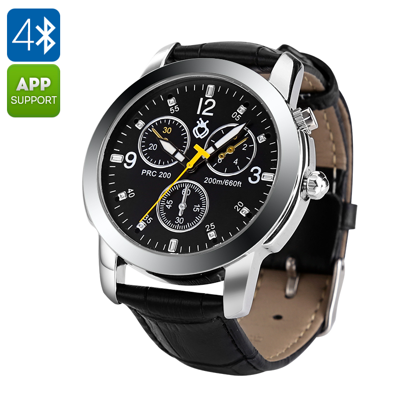 Tradiční design a módní kožený řemínek činí tyto hodinky vhodné pro nošení  při každé příležitosti. Sledujte své cíle v oblasti zdraví a fitness pomocí  ... 68f176ddd75