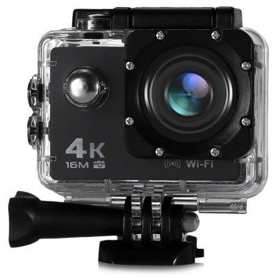 MGCool MGCool V3 4K WiFi Sport 16 MPx kamera, černá