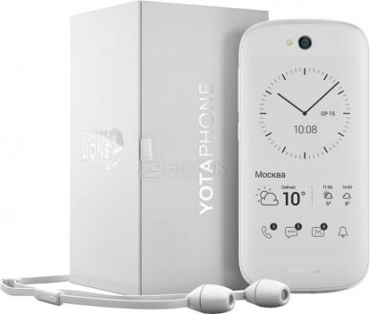 YOTAPHONE 2 4G dual displej bílá