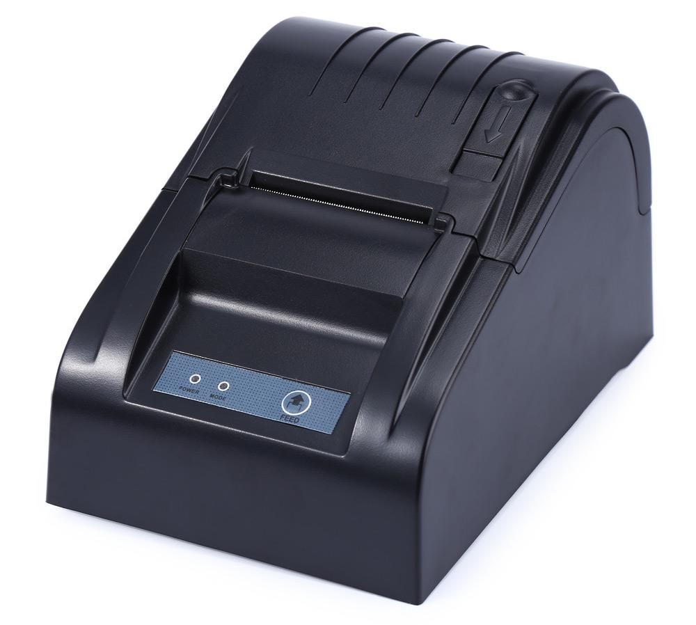 DEPAG ZJ - C5890TCZ 58 mm Tepelná tiskárna účtenek, černá