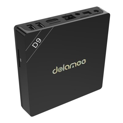 Dolamee D9-CZ/SK 4K x 2K, Amlogic S912, Octa-core, Android 6.0 s Kodi 16, Tv-box