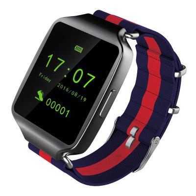 Keoker L1 smart hodinky, G-sensor, černá