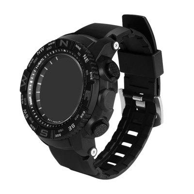 ORDRO 1600 Sports Inteligentní hodinky, černá