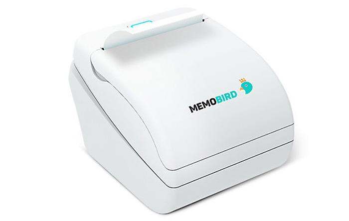 MEMOBIRD QRWIFI, EET pokladní termo tiskárna s WIFI, bílá