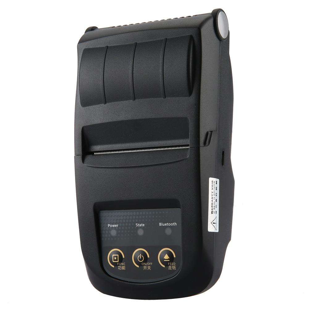 Wens l.t.d. Wens l.t.d. NP100CZ/SK , 5600 mAh, Ruční termální POS tiskárna, 58mm, Bluetooth 4.0, černá