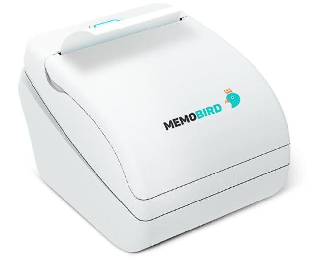 MEMOBIRD MEMOBIRD QR WIFI, termo tiskárna s WIFI, bílá