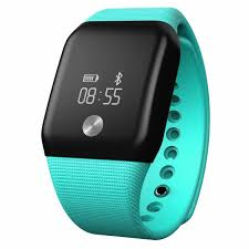 Bestdeal® OLED A99 Dynamic smart hodinky s monitorem tepové frekvence a kyslíku v krvi, zelená