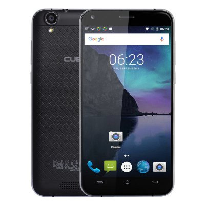 Cubot Manito CZ/SK, 4G, 3GB/16GB, černá