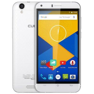 Cubot Manito CZ/SK, 4G, 3GB/16GB, bílá