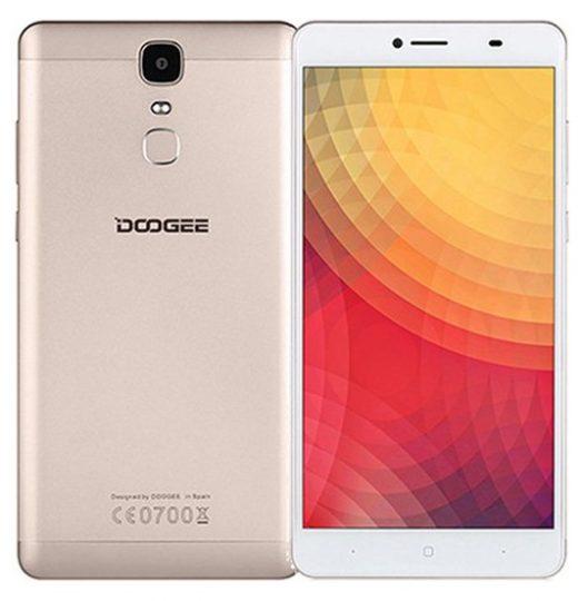 Doogee Y6 Max 4G, CZ/SK, zlatá