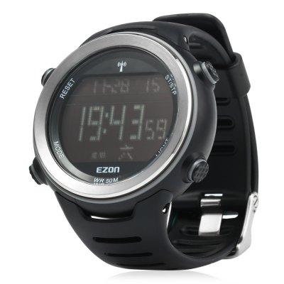 EZON EZON L002 pánské rádiem řízené sportovní hodinky.