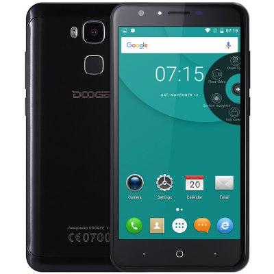 "DOOGEE Y6 CZ/SK Octa-core 5.5"" černá"