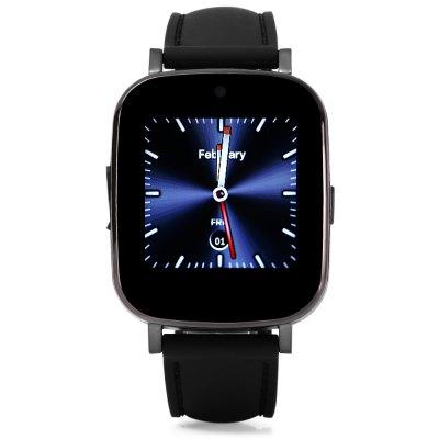 """JDA Z9 1.54"""" HD, chytré hodinky s telefonem v češtině, černá"""