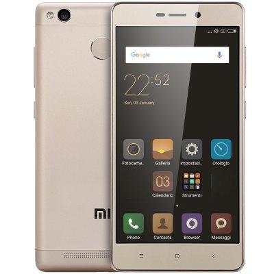 Xiaomi redmi 3S 4G CZ/SK 2GB/16GB zlatá