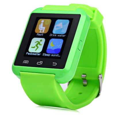 U8S Smart Watch outdorové hodinky zelené