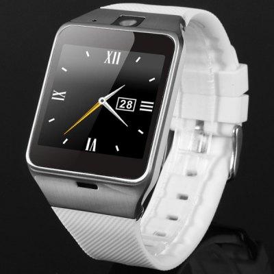 GV18 Aplus SIM Inteligentní Watch Phone bílá