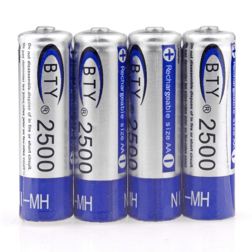 Windmax® Baterie Windmax® AA NiMH 2500mAh 4ks