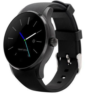 CACGO K88S Smartwatch Telefon, černá
