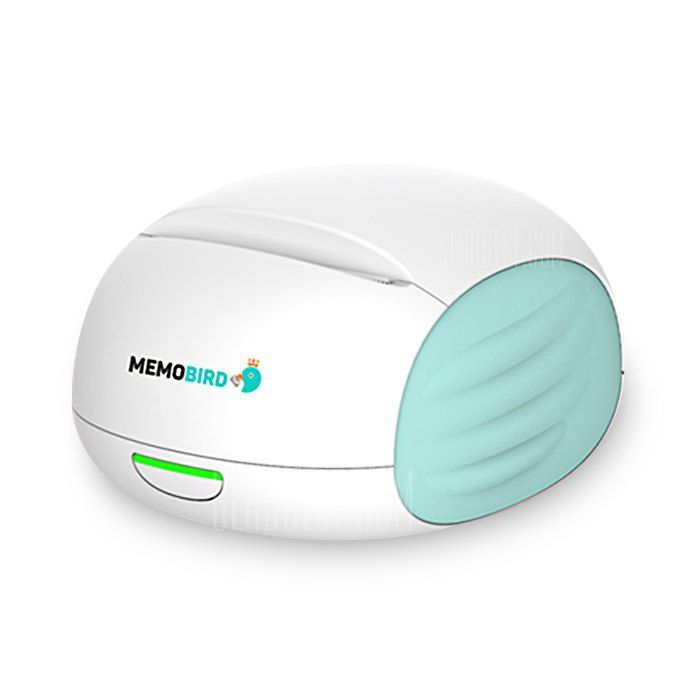 MEMOBIRD G2, thermo grafická Wireless WiFi tiskárna účtenek EET