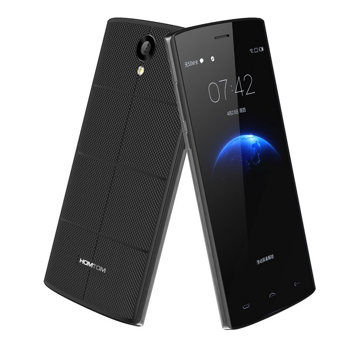 Doogee HOMTOM HT7 3G černý