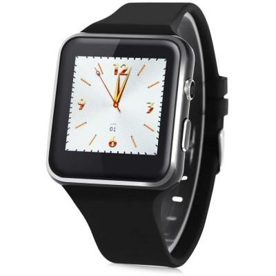 Mifree Mifree MIP4 Chytré hodinky s telefonem, barva černá