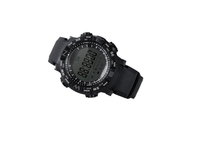 ORDRO ORDRO 1600 Sportovní inteligentní hodinky, černá