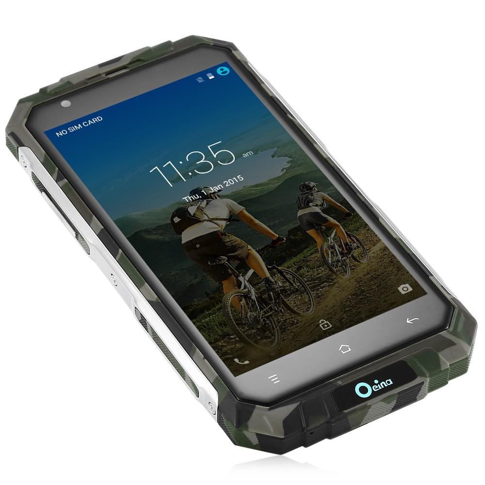 Oeina XP7711CZ/SK 3G smartphone, černá