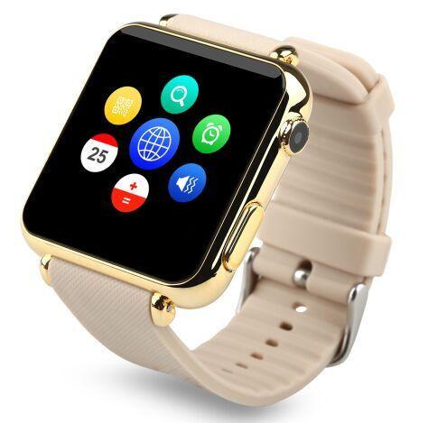 Iradish Smartwatch Phone Iradish Y6S zlatá